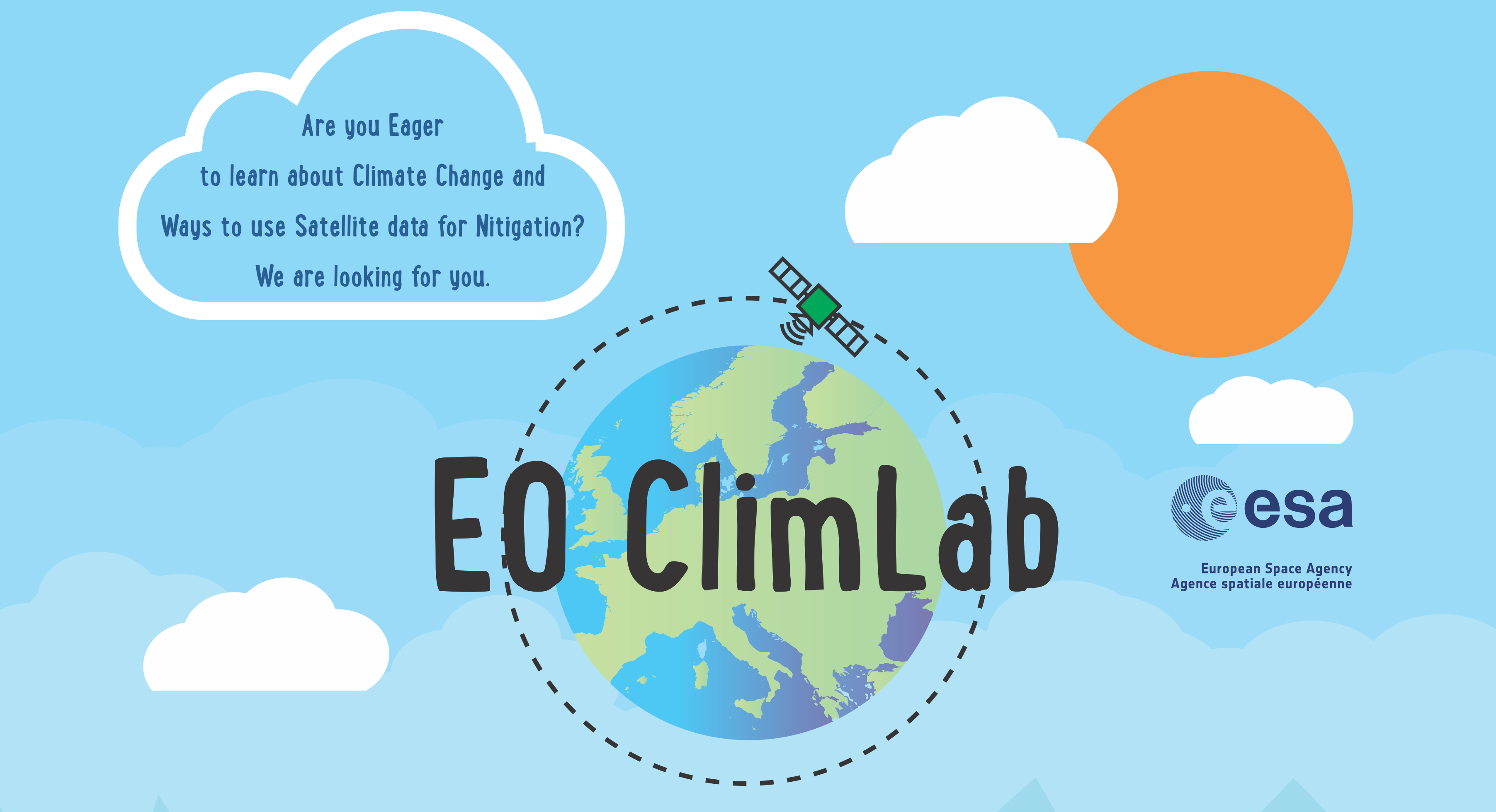 Earth Observation ClimLab